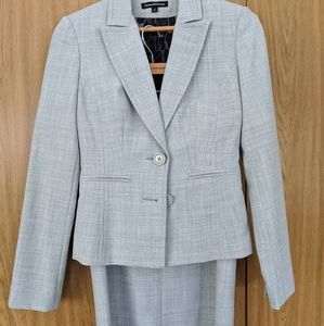 Express skirt suit size 0